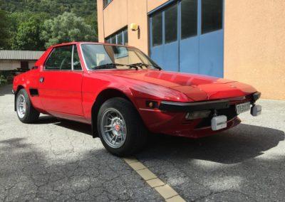 Fiat X1:9 1300 1975 2