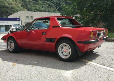 Fiat X1:9 1300 1975 3