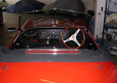 Jaguar XK 140 Roadster 1956 2