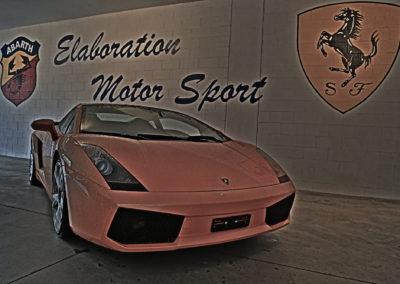 Lamborghini Gallardo LP 560-4 2008 3