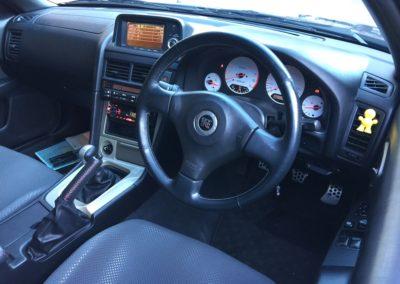 Nissan Skyline GT-R R34 3