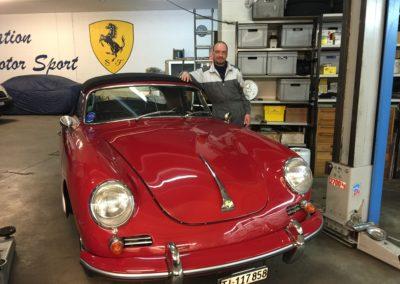 Porsche 356 B 1600 S 1963 1