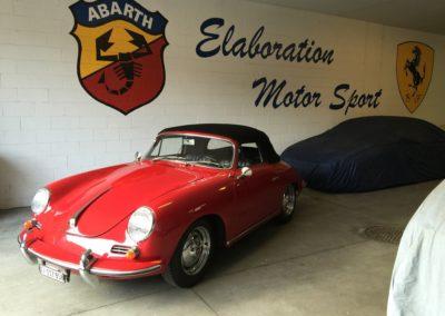 Porsche 356 B 1600 S 1963 3