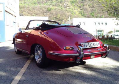 Porsche 356 B 1600 S 1963 7