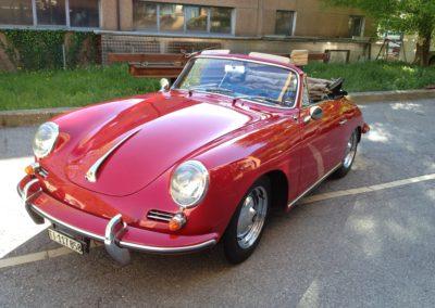 Porsche 356 B 1600 S 1963 8