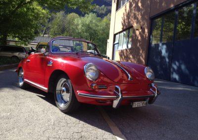 Porsche 356 B 1600 S 1963 9