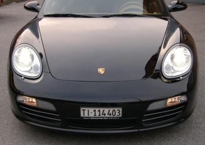 Porsche Boxter S 2006 Front 2