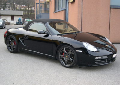 Porsche Boxter S 2006 Front