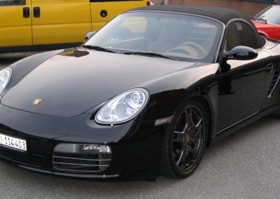 Porsche Boxter S Front 1