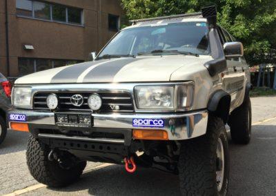 Toyota 4 Runner V6 1994 Front